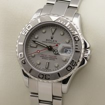 Rolex Lady Yacht-Master Automatic Edelstahl Platin  950