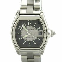 Cartier Roadster 38 MM Stainless Steel Automatic