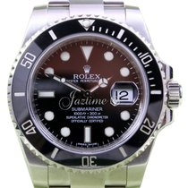 Rolex Submariner 116610 Men's 40mm Ceramic Date Stainless...