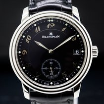 Blancpain 1161-1130-55 1161-1130-55 Ultra Thin Automatic 100HR...