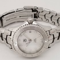 TAG Heuer Link Diamond Markers WJ1319 Lady