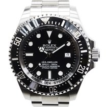 Rolex Deep Sea Stainless Steel Black Automatic 116660