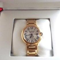 Καρτιέρ (Cartier) Pre Owned Ballon Bleu Yellow Gold Medium Size