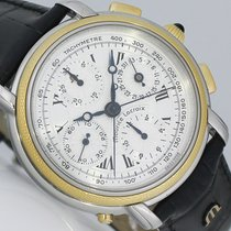 Maurice Lacroix Masterpiece Rattrapante Doppelchronograph