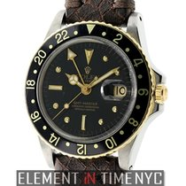 Rolex GMT-Master Vintage GMT-Master Steel & Gold Nipple...