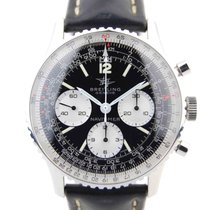 "Breitling Navitimer Vintage 806 Chronograph ""Twin Jet"""