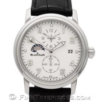Blancpain Leman Dual - Double Time Zone 2860-1127-53B