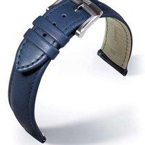 Maurice Lacroix Eliros Kalbslederband blau 20mm ML740-005011