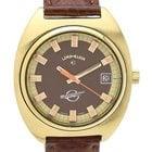 Elgin Swisssonic Gold Plated Swiss 1970s Rare Watch # J740
