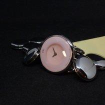 ck Calvin Klein women pink dial