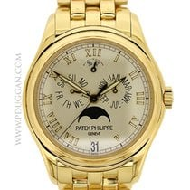 Patek Philippe 18k yellow gold Annual Calendar