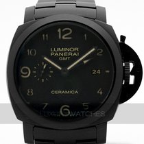 Panerai Luminor 1950 GMT PAM438 3 Days 'Tutto Nero'