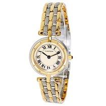 까르띠에 (Cartier) Panthere VLC 30420 Ladies Watch in 18k Gold/ Steel