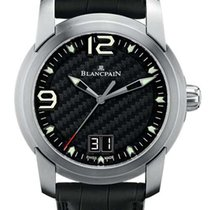 Blancpain Blancpian L-Evolution Stainless Steel Men's Watch