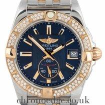 Breitling Galactic 36 Steel & 18ct Rose Gold Diamond