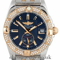 Breitling Galactic 36 Steel & 18ct Rose Gold Diamond
