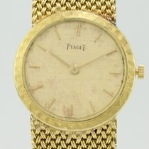 Piaget Vintage Manual Winding Gold Lady 924 D21