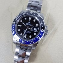 Ρολεξ (Rolex) GMT MASTER II Black and Blue Ceramic