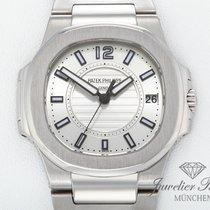 Patek Philippe Nautilus 7011 Weissgold 750 Medium