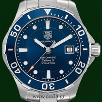 Ταγκ Χόιερ (TAG Heuer) Aquaracer 41mm Automatic Caliber 5 Blue...