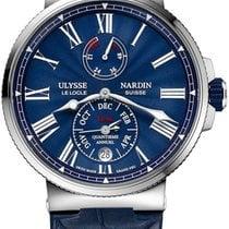 Ulysse Nardin Marine Chronometer Annual Calendar 43mm 1133-210/e3