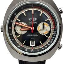 Heuer Montreal Automatic Chronograph