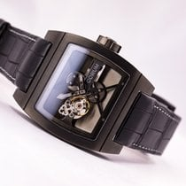 Corum Ti-Bridge Tourbillon Limited Edition 1X/50 Black Titanium