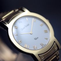 Lucien Rochat Rêve Automatic 18K Yellow Gold Bracelet