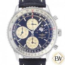 Breitling Navitimer 1461 A19022 Chronograph Perpetual Calendar...