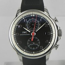 IWC PORTOGHESE YACHT CLUB QUADRANTE NERO