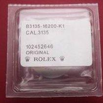 Rolex 3135-16200 Datumscheibe versilbert
