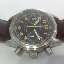 """Omega Dynamic chronograph In stainless steel """"Tropical..."""
