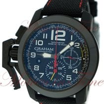 "Graham Chronofighter Oversize Chronograph ""Tourist Trophy..."