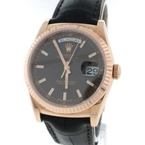 Rolex Day-Date President 18K Solid Rose Gold