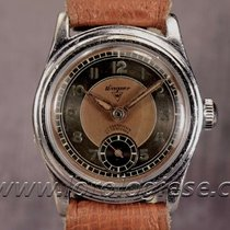 Wagner Original Wwi Luftwaffe Rlm Air Force Pilot Watch Cal. W810