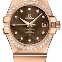 Omega Constellation Co-Axial Automatic 35mm 123.55.35.20.63.001