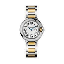 Cartier Ballon Bleu  Ladies Watch Ref W2BB0010