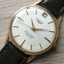Longines Original Flagship 18 KT Gold Vintage Zustand 1