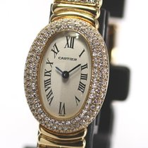 까르띠에 (Cartier) Mini Baignoire original diamond