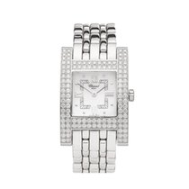 Chopard Your Hour 18k White Gold Ladies 13/6621 - W3699