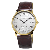 康思登 (Frederique Constant) Slimline Gents Small Seconds