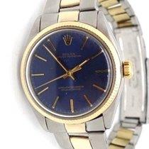 Rolex Oyster Chronometer Stahl Gold