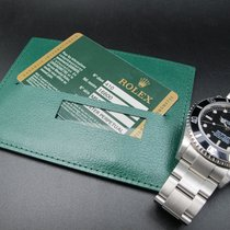 Ρολεξ (Rolex) SEA DWELLER 16600 (M Serial) with PAPER