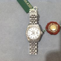 Rolex Lady-Datejust 26 Mother of Pearl Diamond Mint
