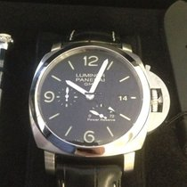パネライ (Panerai) Luminor 1950 3 Days GMT Power Reserve Automatik...