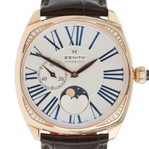 Zenith Heritage Star Moonphase Rose Gold