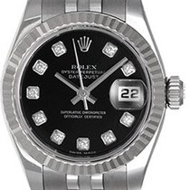 Rolex Lady Datejust Stainless Steel Ladies Watch 179174