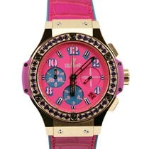 Hublot Big Bang Pop Art Yellow Gold Purple