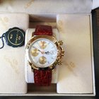 Lorenz cronografo oro