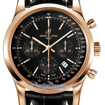 Breitling Transocean Chronograph 43mm rb015212/bb16-1ct